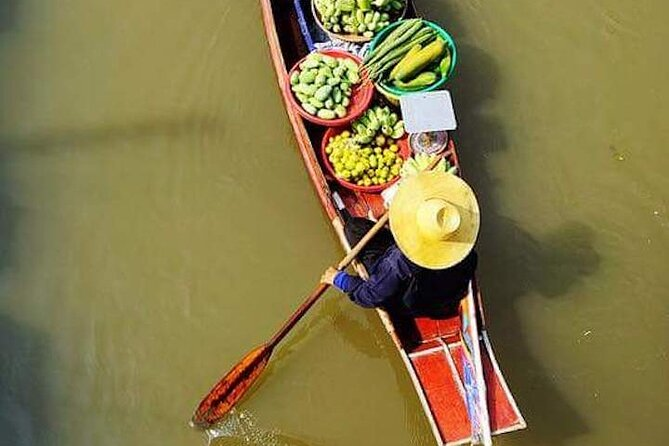 Private Damnoen Saduak Floating Market Private Tour with Driver