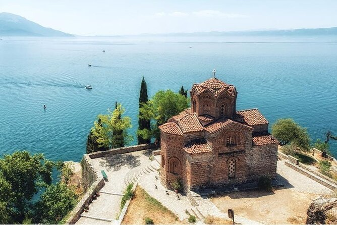 One day tour to Ohrid and Ohrid lake from Skopje
