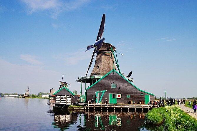 Essential Dutch Private Day Trip: Zaanse Schans, Edam, Volendam & Marken