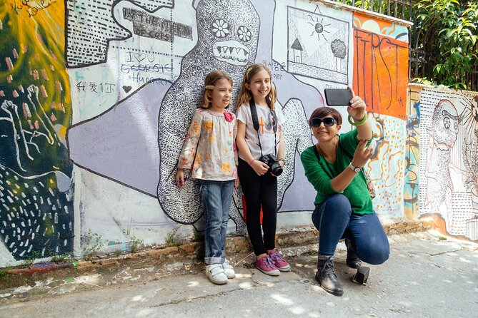 Private Gods, Myths & Tales of Athens Tour with your Family