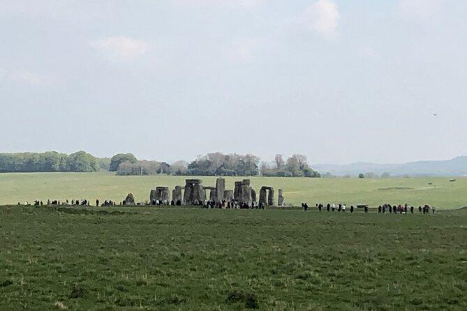 Shore Excursion Southampton to Stonehenge