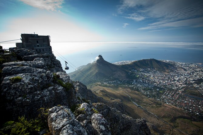 Private Half Day Table Mountain and City Tour