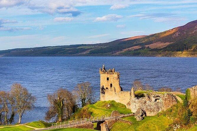 Loch Ness,cawdor castle,inverness,Culloden battlefield,& more from invergordon