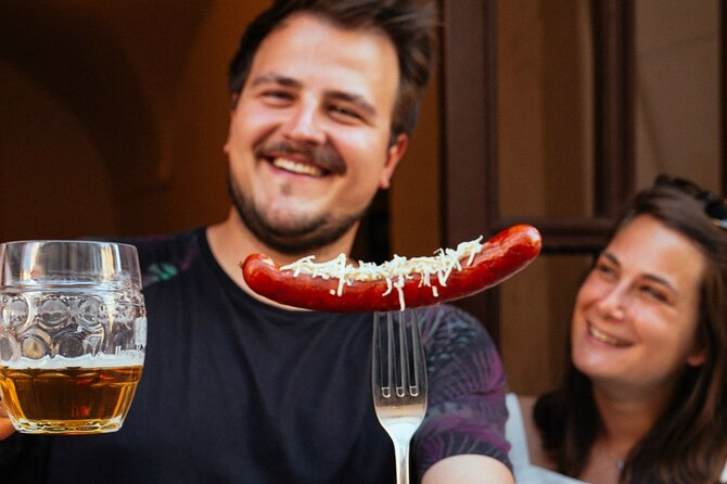 The 10 Tastings of Prague With Locals: Private Food Tour