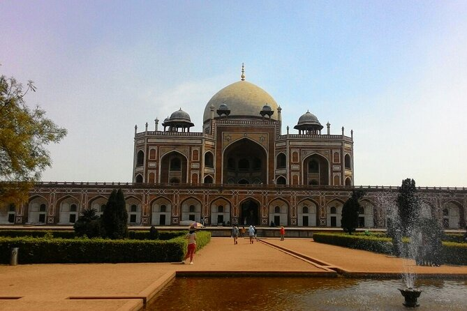 Private Full-Day Delhi Highlights City Tour