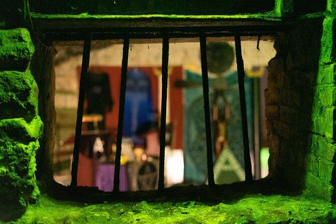 Haunted Vaults walking tour in Edinburgh