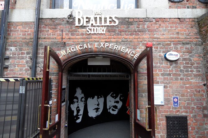 Liverpool and Beatles private walking tour