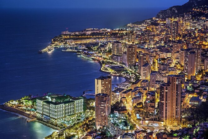 Monaco Private Walking Tour
