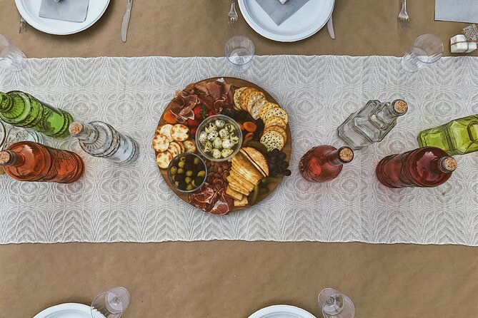 Half-Day Spanish Local House Dinner Experience in Madrid