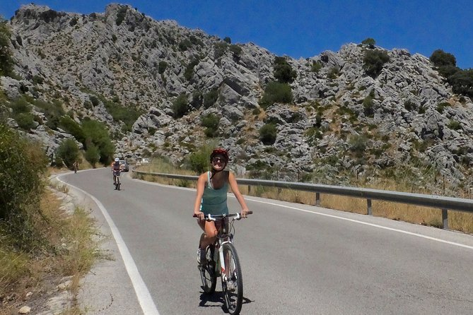 Cycling - Genal Valley Views - 25km - Moderate Level