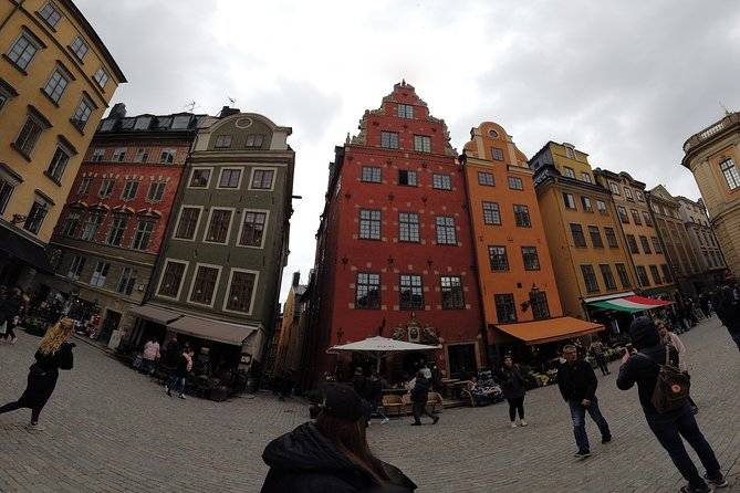 Stockholm 3-2-1 Knock out Tour Half day all Inclusive Top Attractions