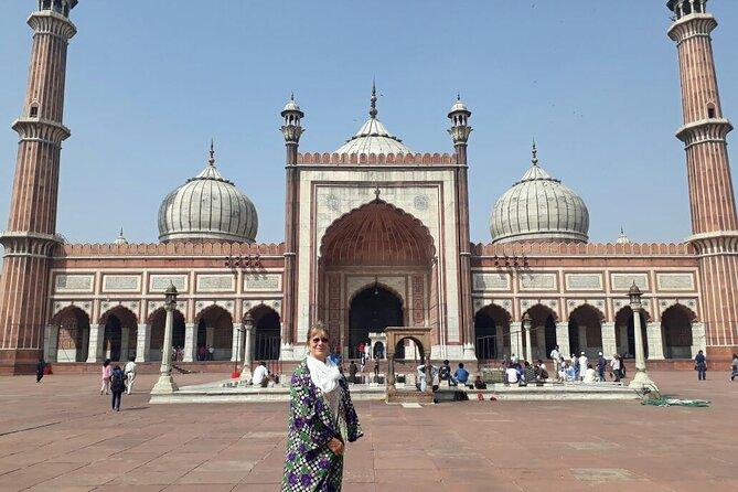 Private New Delhi Highlights Half-Day City Tour