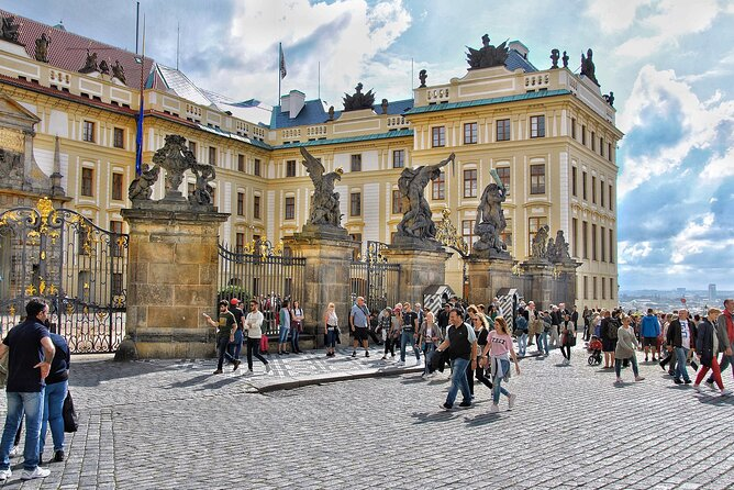Touristic highlights of Prague on a Private full day tour with a local