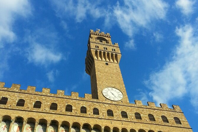 Guided visit to Palazzo Vecchio - Symbol of the history of Florence
