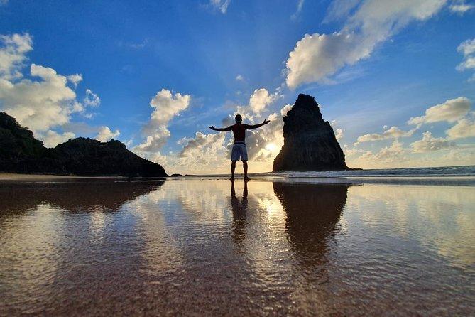 Caminhada Pelas Praias da Baia de Fernando de Noronha