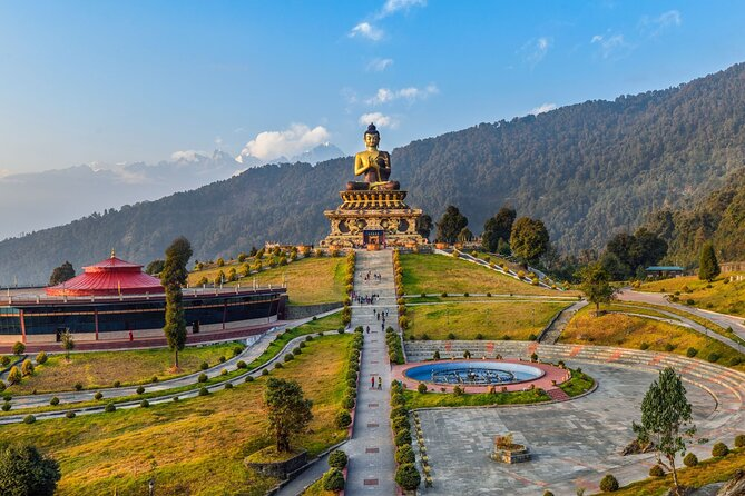 Highlights of Pelling with Budha Park (Guided Fullday Sightseeing Tour by Car)
