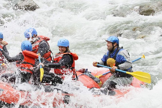 The Best White Water Rafting and ATV Quad Bike Trip