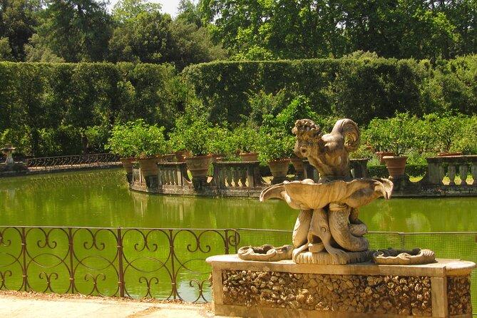 Guided tour Boboli - hidden garden of Casa Medici