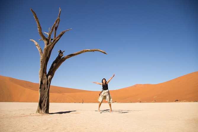3 Day Sossusvlei Express Camping Safari from Swakopmund