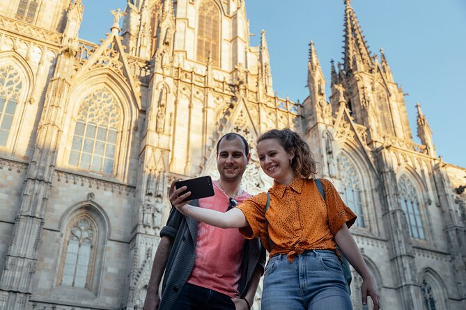 3 Hour Barcelona 100% Personalized City Tour