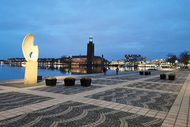 Private Stockholm 3-2-1 Knock out Tour Half day all Inclusive Top Attractions