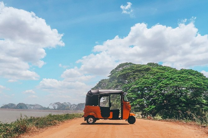 Sigiriya Tuk Tuk Safari