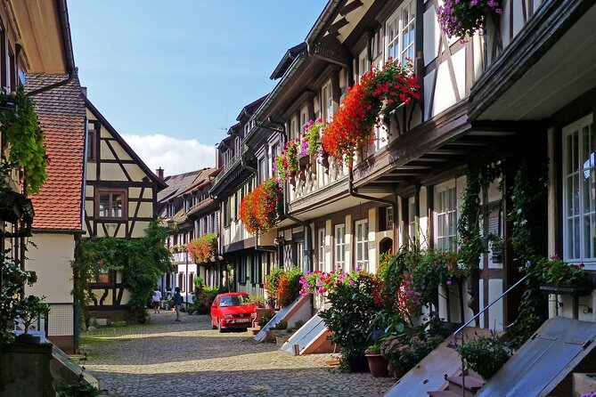Gengenbach Private Walking Tour