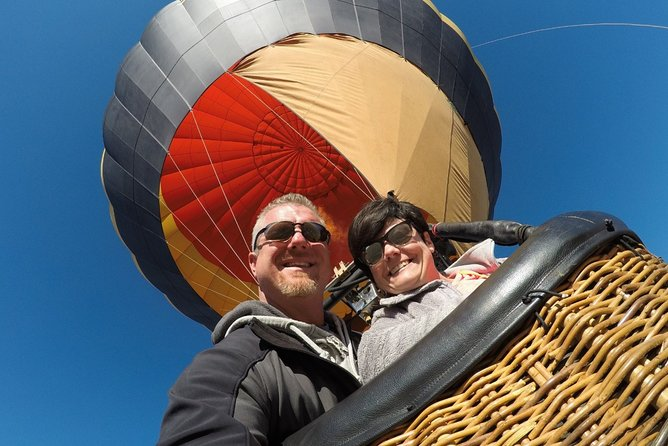 Breathtaking Colorado Springs Sunrise Hot Air Balloon Flight