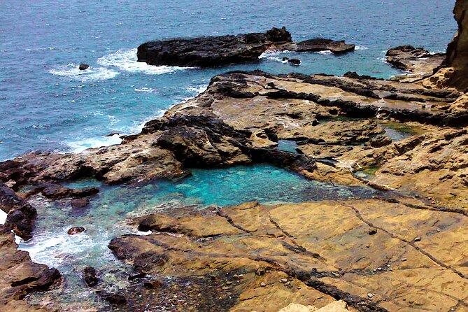Brava: Hiking Nova Sintra - Fajã Natural Pool