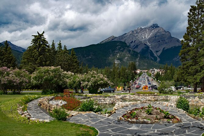 Self-Guided Audio Walking Tour of Banff Avenue & Central Park