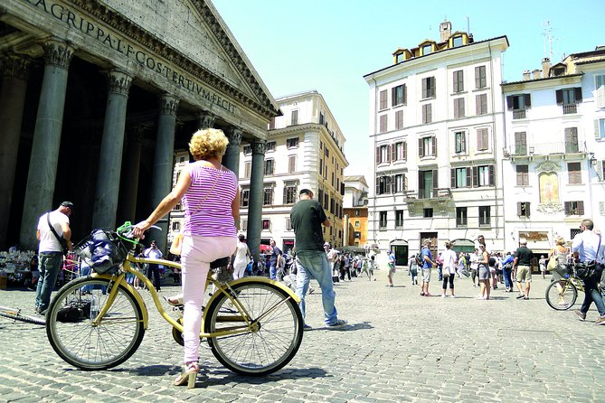 Rome Private Bike Tour