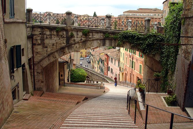Perugia Private Walking Tour with a Local Guide