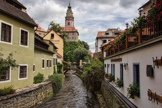 Touristic highlights of Český Krumlov on a Private half day tour with a local