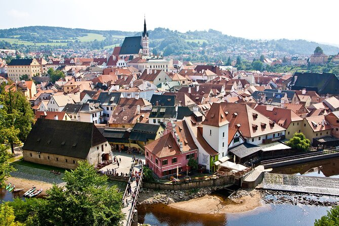 Private tour of best of Český Krumlov - Sightseeing, Food & Culture with a local