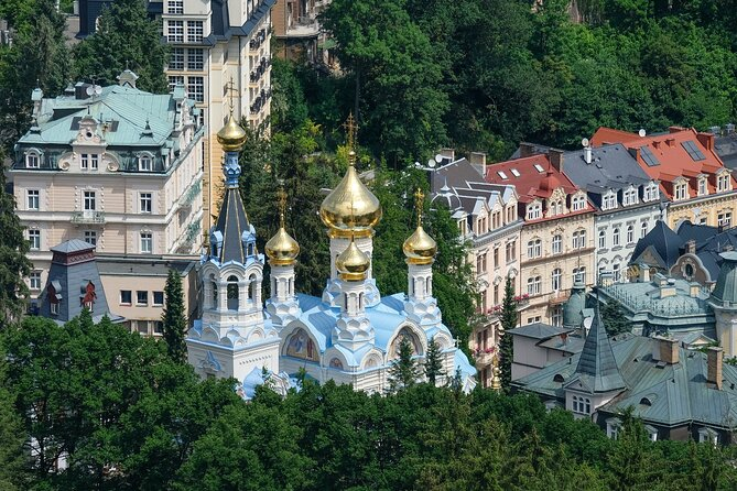 Private tour of best of Karlovy Vary - Sightseeing, Food & Culture with a local