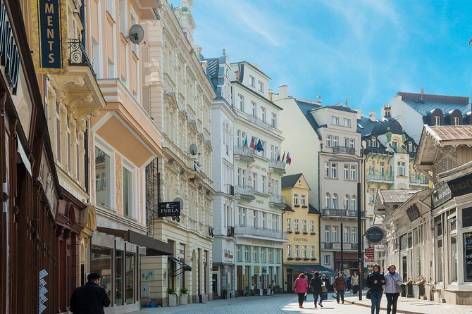 A day in the life of Karlovy Vary - Private tour with a local