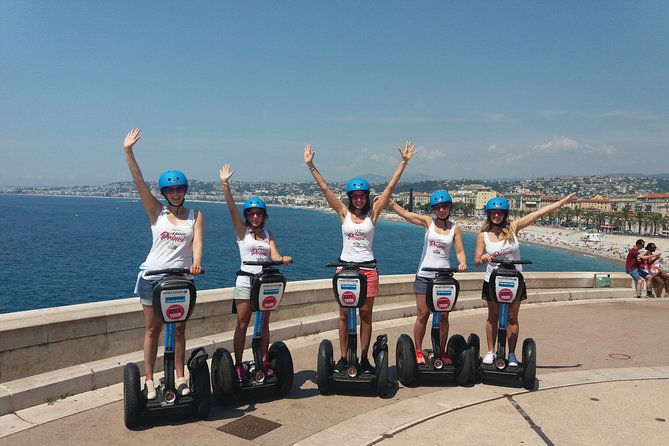 Special EVJF / EVG ride in Nice and by Segway!