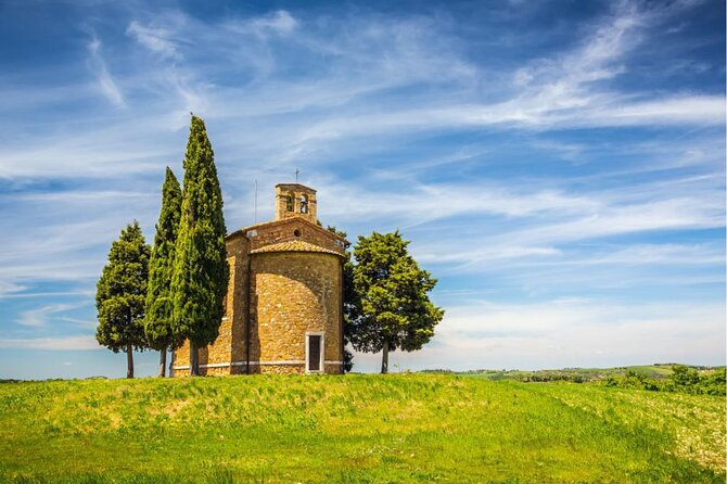 From Florence Private Full Day Tour. A Serious Wine Lover, Montalcino & Chianti