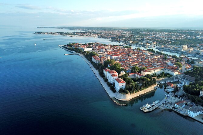 Zadar Private Tour from Zagreb