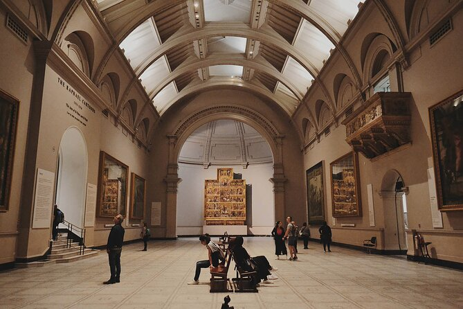 Private Tour, Highlights of the Victoria&Albert Museum
