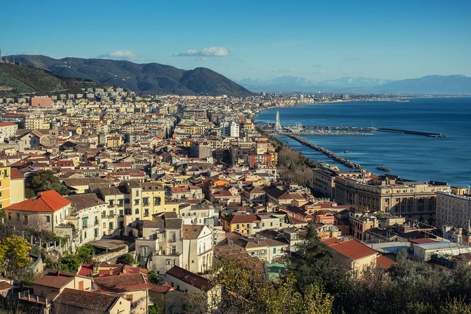 Salerno Private Walking Tour with a Local Guide