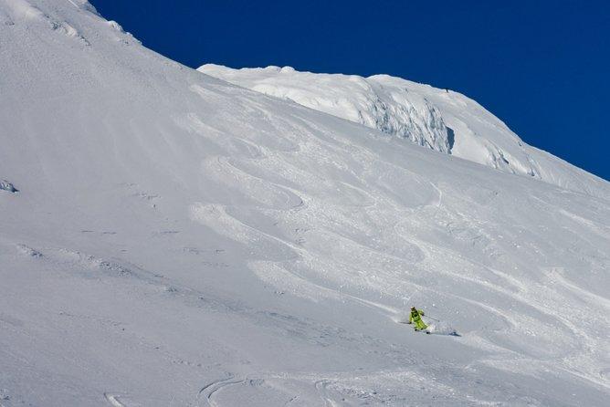 The classic ski run of Åre.
