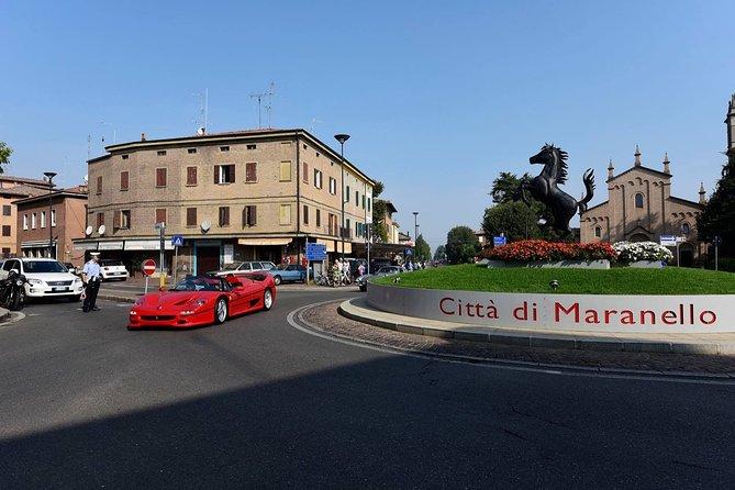 Half Day Tour to Ferrari town Maranello From Bologna