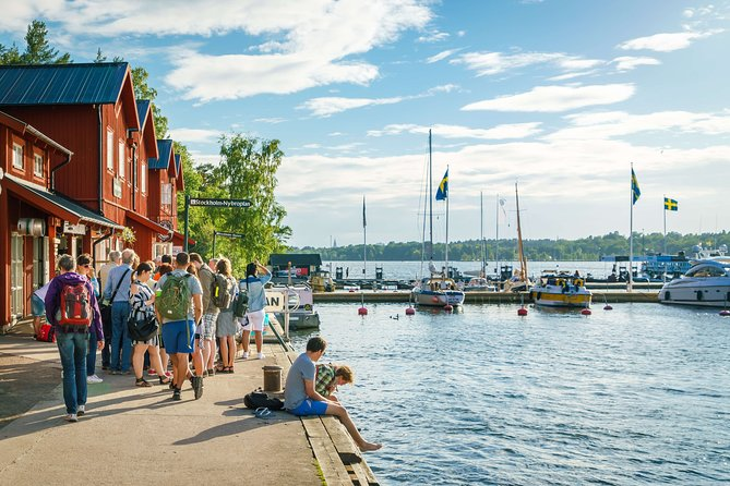 Sustainable Stockholm Tour