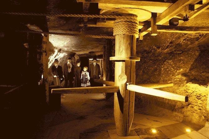Wieliczka Salt Mine tour private transport