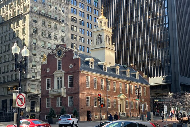 Boston's Freedom Trail - Smart Phone guided (GPS) walking tour - go anytime