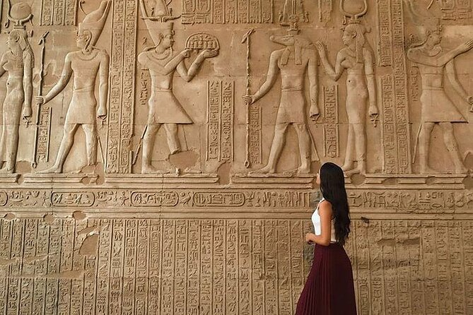 3-Day Aswan and Luxor Private Tour Package with Hotel Included