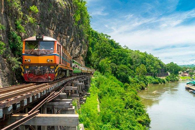 Kanchanaburi Death Railway Private Tour - English Guide