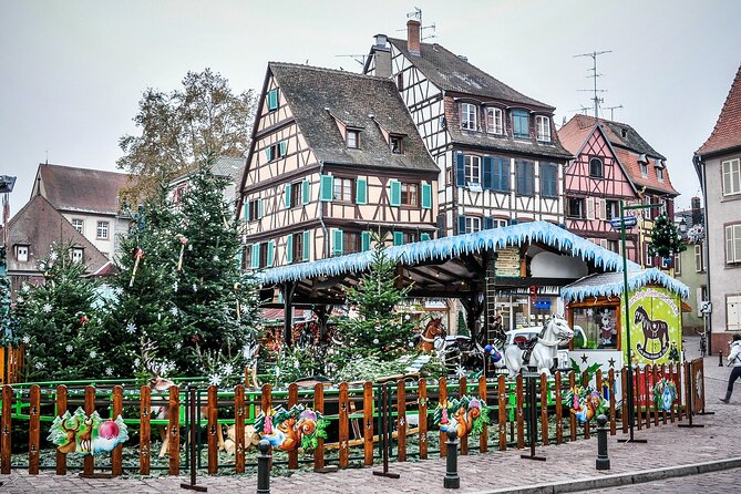 Discover Colmar's Christmas Market with a Local
