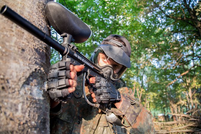 Paintball with Hotel Transfers